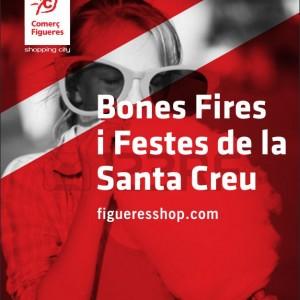 COMERÇ FIGUERES US DESITJA BONES FIRES I FESTES DE LA SANTA CREU