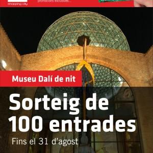 GUANYADORS EMPORDÀ CARD: ENTRADES DOBLES A MUSEU DALÍ DE NIT