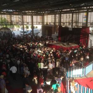 LA GRAN FESTA EMPORDÀ & CIRC DE COMERÇ FIGUERES ATRAU MÉS DE 3.000 PERSONES, CREA 250 EMPORDÀ CARDS I SUPERA LES 5.000 FIRMES EN SUPORT AL MUSEU DEL CIRC