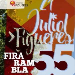 S'obre la inscripció al Fira Rambla d'estiu 2016 a Figueres
