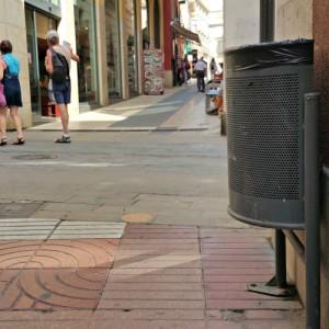 Comerç Figueres i les solucions de via pública per a associats. L'exemple de la Pujada de Sant Pere.