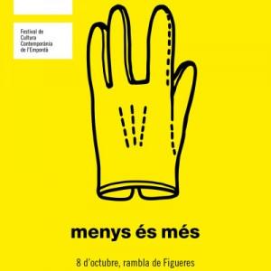 Comerç Figueres col·labora amb els artistes km.0 en el marc de Festival Ingràvid 2016.