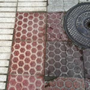 Obres al carrer Peralada de Figueres II