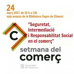 Jornada de Seguretat, Intermediació i Responsabilitat Social en el comerç