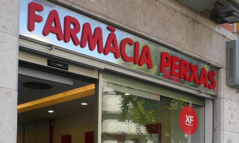 Farmàcia Perxas