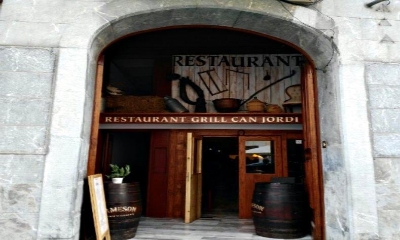 Restaurant Can Jordi