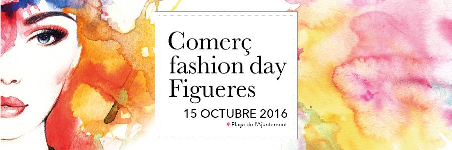Proper 15 d'octubre 2016, 3era edició del Comerç Fashion Day