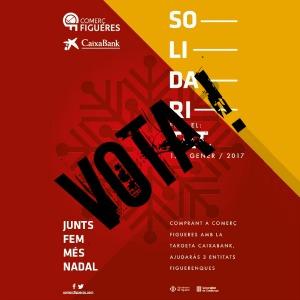 Vota per la teva associació Solidària preferida!
