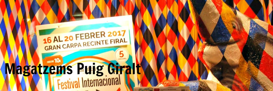 I els guanyadors del Concurs d'Aparadorisme del Circ 2017 són...